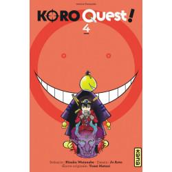 KORO QUEST!, TOME 4