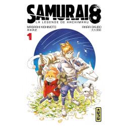 SAMURAI 8 - LA LEGENDE DE HACHIMARU - TOME 1