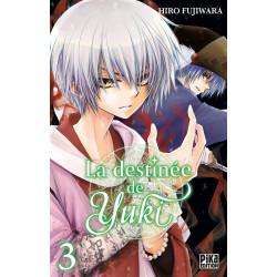 LA DESTINEE DE YUKI T03