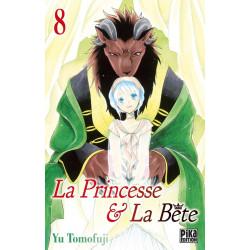 LA PRINCESSE ET LA BETE T08
