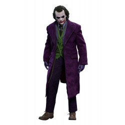 THE JOKER THE DARK KNIGHT MOVIE DC COMICS ACTION FIGURE
