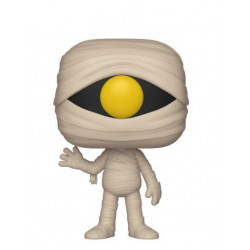 L ETRANGE NOEL DE MR. JACK FIGURINE POP! MOVIES VINYL MUMMY BOY 9 CM