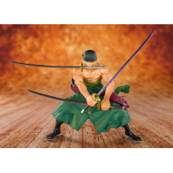 ZORO PIRATE HUNTER 11 CM ONE PIECE STATUETTE PVC FIGUARTSZERO