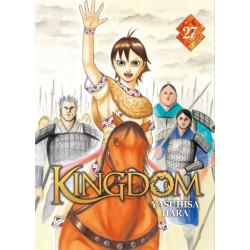KINGDOM - TOME 27 - LIVRE (MANGA)
