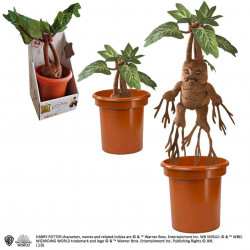 MANDRAKE HARRY POTTER ELECTRONIC INTERACTIVE PLUSH