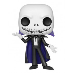 VAMPIRE JACK THE NIGHTMARE BEFORE CHRISTMAS POP! MOVIES VINYL FIGURE