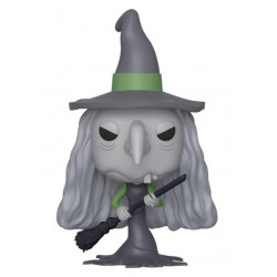 WITCH THE NIGHTMARE BEFORE CHRISTMAS POP! MOVIES VINYL FIGURE
