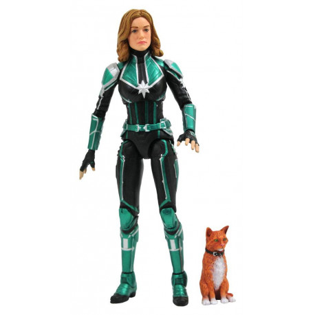 STARFORCE CAPTAIN MARVEL SELECT MOVIE ACTION FIGURE