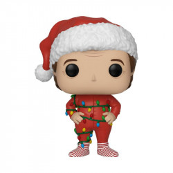 SANTA WITH LIGHTS THE SANTA CLAUSE POP! DISNEY VINYL FIGURE