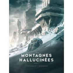 LES MONTAGNES HALLUCINEES ILLUSTRE, T1