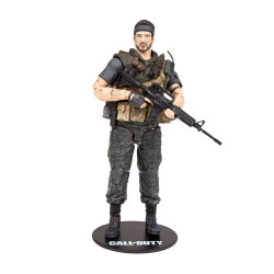 FRANK WOODS CALL OF DUTY : BLACK OPS 4 ACTION FIGURE