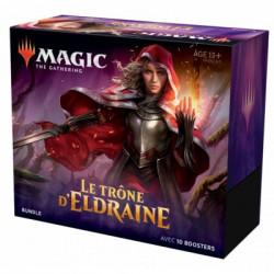 MAGIC THE GATHERING LE TRONE D'ELDRAINE BUNDLE VERSION FRANCAIS