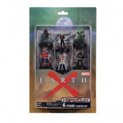 MARVEL HEROCLIX: EARTH X FIGURES