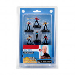 STAR TREK: THE NEXT GENERATION FAST FORCE HERO CLIX FIGURES