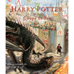 HARRY POTTER, IV : HARRY POTTER ET LA COUPE DE FEU