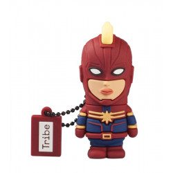 CAPTAIN MARVEL AVENGERS MARVEL USB FLASH DRIVE TRIBE