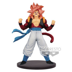 SUPER SAIYAN 4 GOGETA BLOOD OF SAIYANS DRAGON BALL GT PVC STATUE