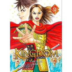 KINGDOM - TOME 31 - LIVRE (MANGA)