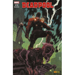 DEADPOOL (FRESH START) N 10
