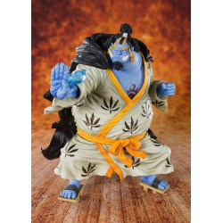 KNIGHT OF THE SEA JINBE FIGUARTS ZERO ONE PIECE PVC STATU