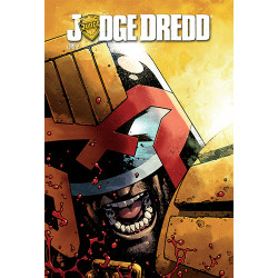 JUDGE DREDD T02 (NED 2019)