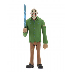 FRIDAY THE 13TH STYLIZED JASON VOORHEES TOONY TERRORS SERIE 1 ACTION FIGURE 15 CM