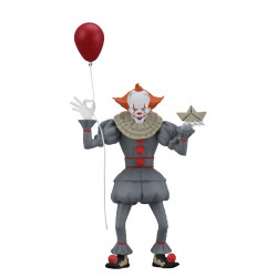 IT 2017 STYLIZED PENNYWISE TOONY TERRORS SERIE 1 ACTION FIGURE 15 CM