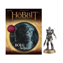 BOLG THE ORC - THE HOBBIT COLLECTION - NUMERO 6