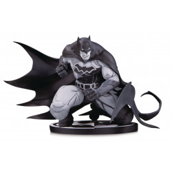 BATMAN BLACK AND WHITE STATUE BY JOE MADUREIRA DC COMICS ACTION FIGURE