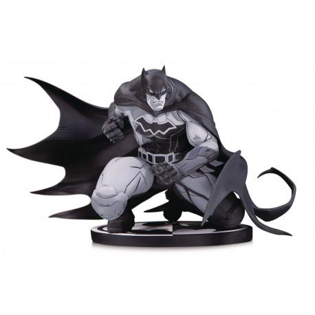 BATMAN BLACK AND WHITE STATUE BY JOE MADUREIRA DC COMICS ACTION FIGURE