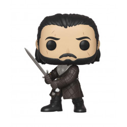 JON SNOW GAME OF THRONES POP! TV VINYL FIGURE