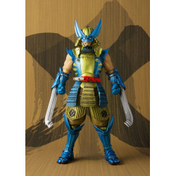 WOLVERINE MARVEL COMICS MEISHO ACTION FIGURE