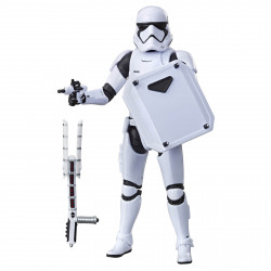 FIRST ORDER STORMTROOPER STAR WARS SOLO THE BLACK SERIES 6 INCH ACTION FIGURE