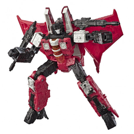 RED WING VOYAGER CLASS TRANFORMERS WAR FOR CYBERTRON ACTION FIGURE