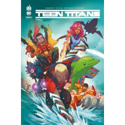 DC REBIRTH - TEEN TITANS REBIRTH TOME 2