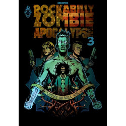 ROCKABILLY ZOMBIE APOCALYPSE T3 : L'EMPIRE