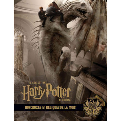 LA COLLECTION HARRY POTTER AU CINEMA, VOL. 3 : HORCRUXES ET RELIQUES DE LA MORT