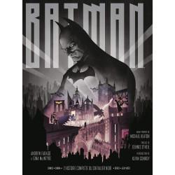 BATMAN L'HISTOIRE COMPLETE DU CHEVALIER NOIR