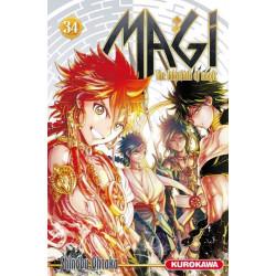 MAGI - TOME 34