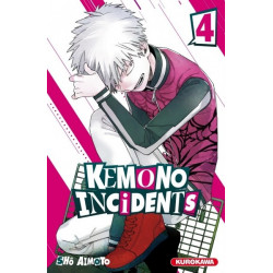KEMONO INCIDENTS - TOME 4