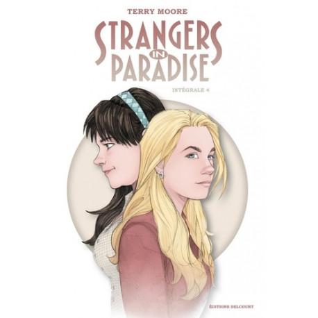 STRANGERS IN PARADISE INTEGRALE - T04 - STRANGERS IN PARADISE INTEGRALE IV