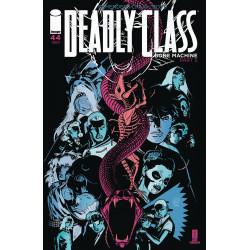 DEADLY CLASS 44 CVR A CRAIG
