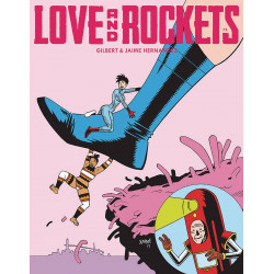 LOVE ROCKETS MAGAZINE 3