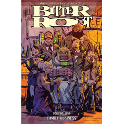 BITTER ROOT TP VOL 1 FAMILY BUSINESS
