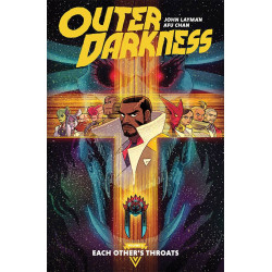 OUTER DARKNESS TP VOL 1