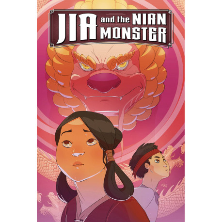JIA THE NIAN MONSTER TP