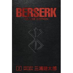 BERSERK DELUXE EDITION HC VOL 2