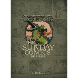 BURROUGHS TARZAN SUNDAY COMICS 1933-1935 HC VOL 2