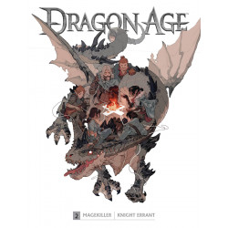 DRAGON AGE LIBRARY EDITION HC VOL 2