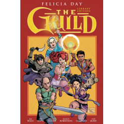 GUILD LIBRARY EDITION HC VOL 1